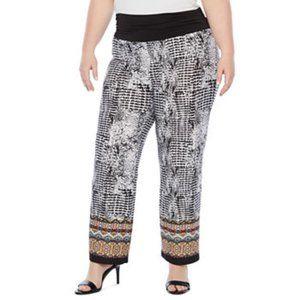 Women's 2x Wide Leg Pants